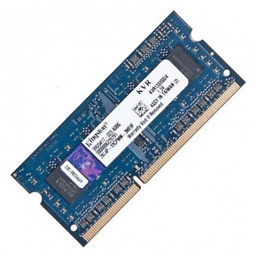 Модуль памяти SO-DIMM DDR3 Kingston PC3-10600S 4Гб