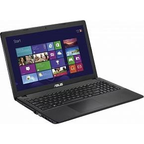 "Ноутбук Asus X551MA, 15.6"" HD LED, Intel Celeron N2830 2.16ГГц, 4Гб, HDD 250Гб, Intel GMA HD, DVD-RW, Windows 7 HB, чёрный"
