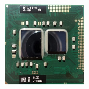 Процессор INTEL Core i5-480M SLC27 Socket G1 2.666ГГц, 3Мб, OEM