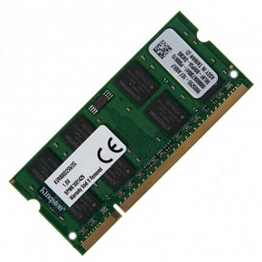 Модуль памяти SO-DIMM DDR2 Kingston PC2-6400S 2Гб