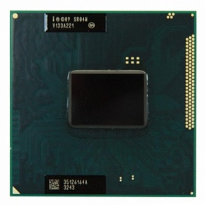 Процессор INTEL Core i5-2430M SR04W Socket G2 2.4ГГц, 3Мб, OEM