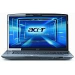 "Ноутбук Acer Aspire 6930G-644G32Mi, 16"" HD LED, Intel Core 2 Duo T6400 2ГГц, 4Гб, HDD 320Гб, NVIDIA 8400M G 128Мб, DVD-RW, Windows 7, чёрный"