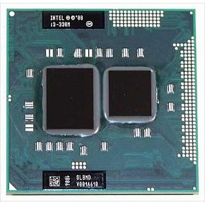 Процессор INTEL Core i3-330M SLBMD Socket G1 2.13ГГц, 3Мб, OEM