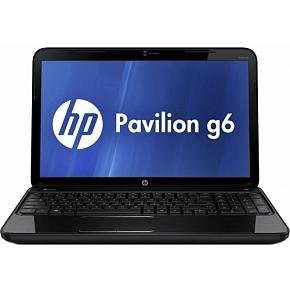 "Ноутбук HP Pavilion g6-2166sr, 15.6"" HD LED, Intel Core i5 3210M 2.5ГГц, 4Гб, HDD 500Гб, AMD Radeon HD 7670M 1Гб, DVD-RW, Windows 10, коричневый"