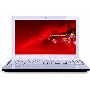 "Ноутбук Packard Bell ENTV44HC, 15.6"" HD LED, Intel Core i3-2350M 2.30ГГц, 3Гб, 120Гб, NVIDIA GT610M 1Гб, DVD-RW, Windows 8, чёрно-белый"